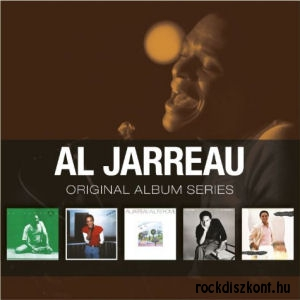 Al Jarreau - Original Album Series - 5CD Box