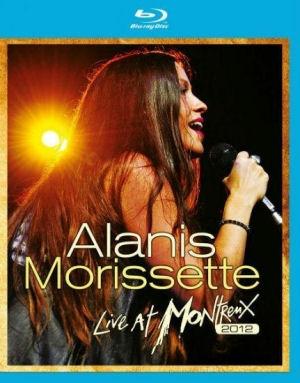 Alanis Morissette - Live at Montreux 2012 (Blu-ray)