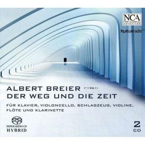 Albert Breier: Der Weg Und Die Zeit - Für Klavier, Violoncello (2 SACD)