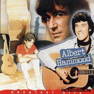 Albert Hammond - Greatest Hits CD