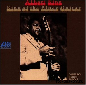 Albert King - King of the Blues Guitar CD