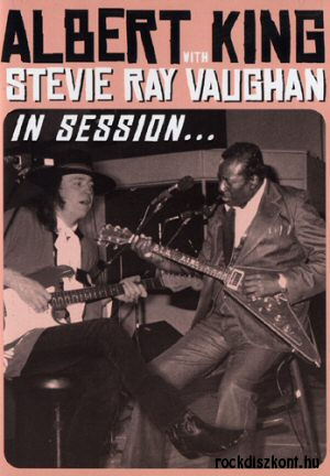 Albert King With Stevie Ray Vaughan - In Session DVD