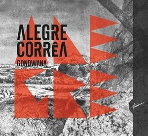 Alegre Corréa - Gondwana CD