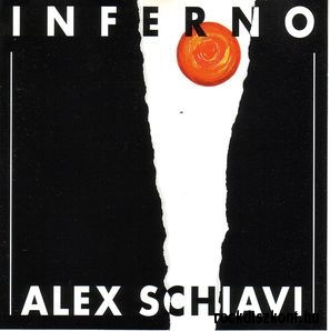 Alex Schiavi - Inferno CD