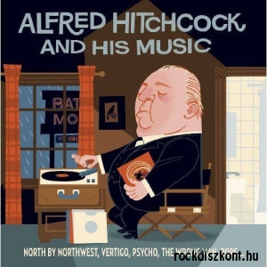 Alfred Hitchcock and His Music - Various Artists 2CD