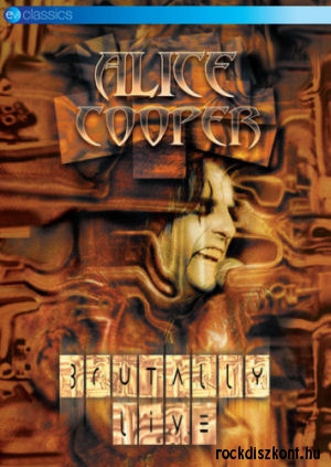 Alice Cooper - Brutally Live DVD