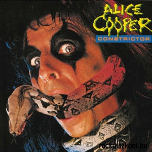 Alice Cooper - Constrictor CD