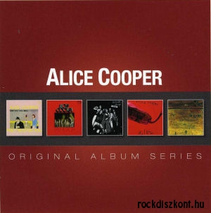 Alice Cooper - Original Album Series - 5CD Box