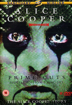 Alice Cooper - Prime Cuts (Special Edition) 2DVD