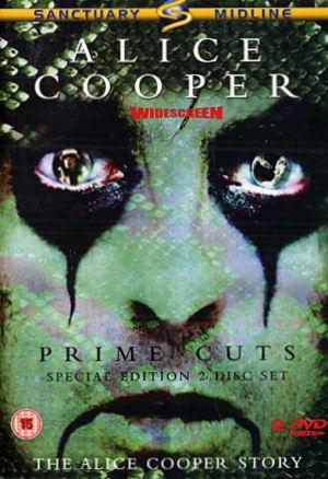Alice Cooper - Prime Cuts (Special Edition) 2DVD