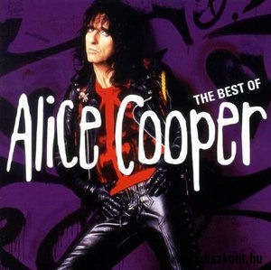 Alice Cooper - The Best Of Alice Cooper CD