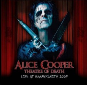Alice Cooper - Theatre Of Death DVD + CD