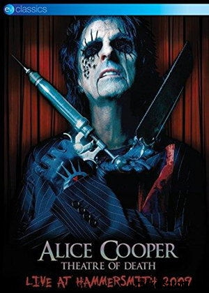 Alice Cooper - Theatre of Death: Live at Hammersmith 2009 - DVD