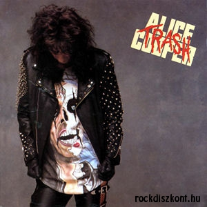 Alice Cooper - Trash CD