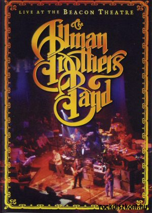Allman Brothers Band - Live At The Beacon Theatre DVD