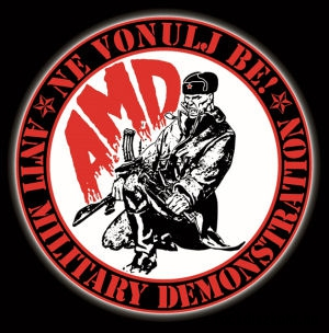 AMD (Anti Military Demonstration) - Ne vonulj be! (Vinyl) LP