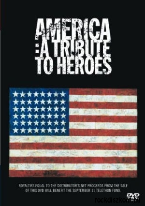 America: A Tribute to Heroes - Various Artists DVD