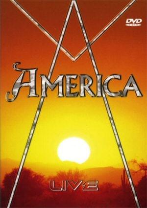 America - Live DVD