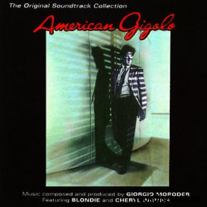 American Gigolo - The Original Soundtrack - Music Composed and Produced by Giorgio Moroder CD