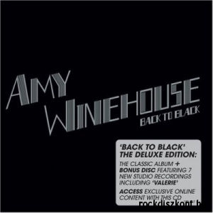 Amy Winehouse - Back To Black (Deluxe Edition) 2CD