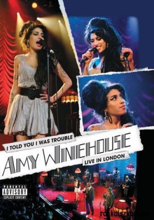 Amy Winehouse - I Told You I Was Trouble - Live in London DVD