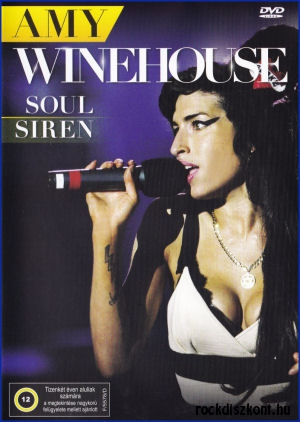Amy Winehouse - Soul Siren DVD