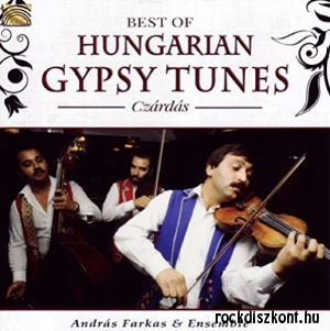 András Farkas & Ensemble - Best Of Hungarian Gypsy Tunes: Czárdás CD