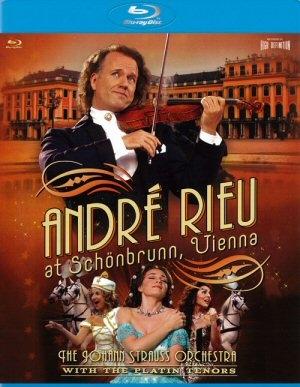 André Rieu at Schönbrunn, Vienna BD (Blu-ray Disc)