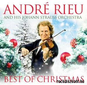 Andre Rieu and His Johann Strauss Orchestra - Best of Christmas CD