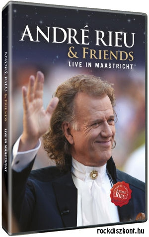 André Rieu & Friends - Live in Maastricht DVD