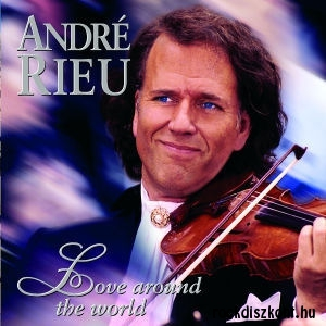 Andre Rieu - Love Around The World CD