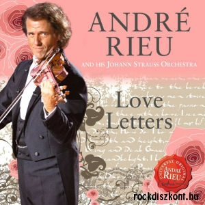 André Rieu and His Johann Strauss Orchestra - Love Letters CD