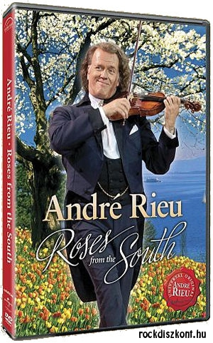 Andre Rieu - Roses From The South DVD