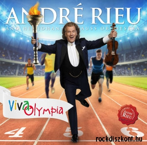 Andre Rieu and His Johann Strauss Orchestra - Viva Olympia CD