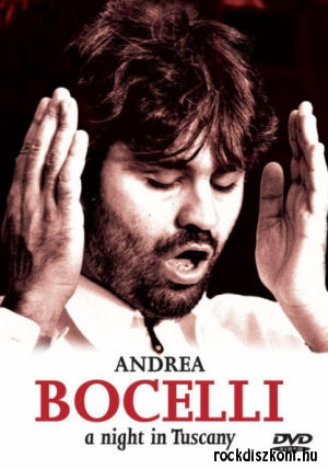Andrea Bocelli - A Night In Tuscany DVD