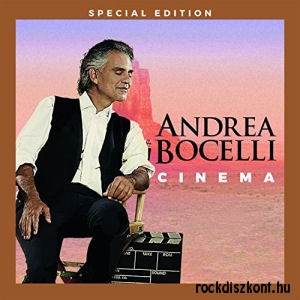 Andrea Bocelli - Cinema (Special Edition) CD+DVD