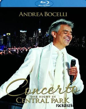 Andrea Bocelli - Concerto - One Night in Central Park - BD (Blu-ray Disc)