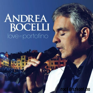 Andrea Bocelli - Love In Portofino CD+DVD