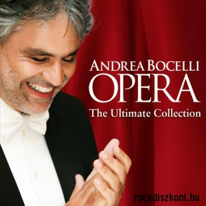 Andrea Bocelli - Opera - The Ultimate Collection CD