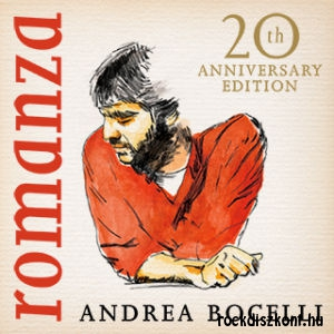 Andrea Bocelli - Romanza (20th Anniversary Edition) CD