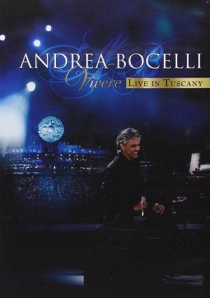 Andrea Bocelli - Vivere - Live in Tuscany DVD