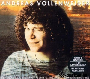 Andreas Vollenweider – Behind The Gardens - Behind The Wall - Under The Tree (Remastered) CD