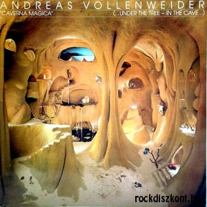 Andreas Vollenweider - Caverna Magica (Remastered) CD