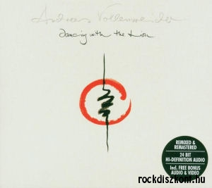 Andreas Vollenweider ‎– Dancing with the Lion (Remixed & Remastered) CD