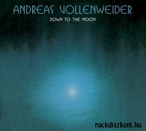 Andreas Vollenweider - Down to the Moon (Remastered) CD