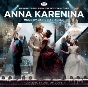 Anna Karenina - Original Music From The Motion Picture - Music by Dario Marianelli CD