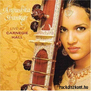 Anoushka Shankar - Live at Carnegie Hall CD