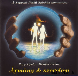 Papp Gyula - Demjén Ferenc: Ármány & szerelem CD