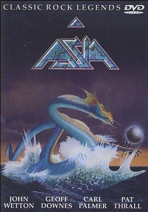 Asia - Classic Rock Legends DVD