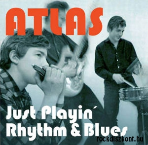 Atlas - Just Playin' Rhythm & Blues CD